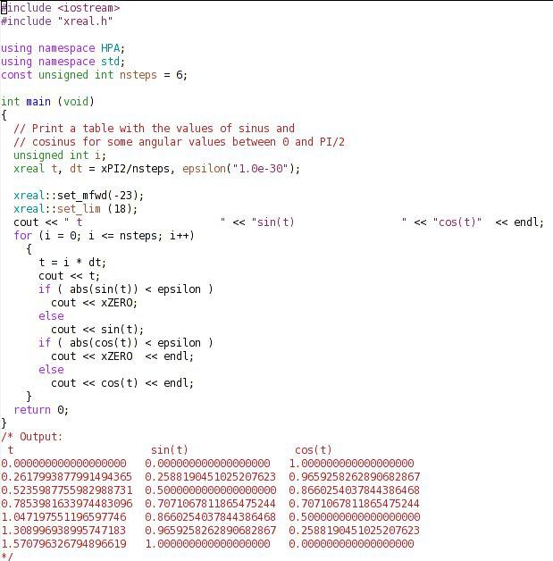 how to get decimals in c++